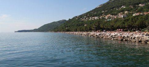 14 - Trieste. (Riviera di Barcola)