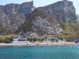 51 - L' Isola di Palmarola- la spiaggia del francese