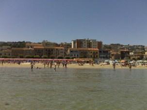 41 - Spiaggia di Falconara Marittima