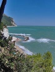 62,2 - Spiaggia Sirolo -