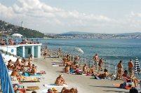 15 - Trieste-Barcola spiaggia