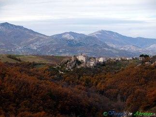 1- Musellaro-Il borgo frazione di Bolognano, nel Parco Nazionale della Majella.