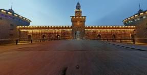 39- Milano- Castello Sforzesco--