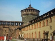 40 - Milano- Castello Sforzesco--