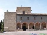 14- CIVITELLA DEL TRONTO Borgho La chiesa e il convento di S. Maria dei Lumi (XIII sec