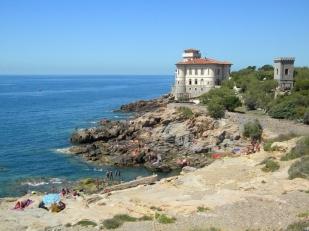 15- Livorno - castel Boccale