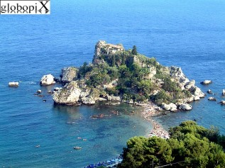 17- Taormina- le spiagge