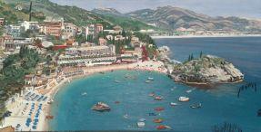 18- Ombretta- La-costa-di-Taormina-
