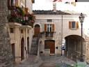 19- CIVITELLA DEL TRONTO L'antica e suggestiva Porta Piazza, oggi denominata Porta Napoli. .