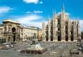 27 - Milano. Sempre Piazza del Duomo.