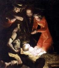 50- Milano- Pinacoteca di Brera- Natività di Luca Cambiaso - -