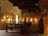 22 -Civitella del Tronto- Il Museo Storico delle Armi all'interno della fortezza-