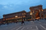 37 - Il Palazzo Reale di Milano, vista da Piazza del Duomo.