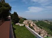 25- Civitella del Tronto Panorama dalla fortezza.