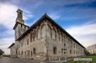 101 -Milano -Castello Di Cusago da un'altra angolazione.