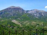 3 - Palombaro, panorama dei monti della Majella.