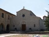6- Catignano- l'abbazia di S. Maria di Catignano (XII sec.), Monumento Nazionale.