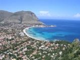 78--Spiaggia di Mondello verso Palermo