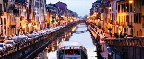 88 - Milano- Naviglio-