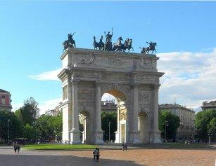 6 -Arco della Pace