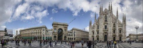 31 -Milano - Duomo Galleria Vittorio Emanuele II