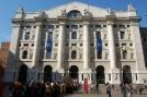 96 -Palazzo Mezzanotte, sede della Borsa di Milano