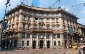 12 Milano Sede storica di Unicredit in Piazza Cordusio