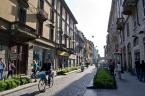 94 -Milano -Via Paolo Sarpi situata nella Chinatown