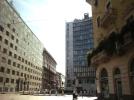 97 -Milano. Via Turati, importante via legata al settore terziario