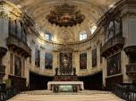 14 -Bergamo interno Cattedrale-Duomo-