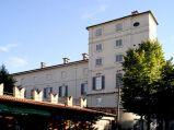 20 - Lodi - Il Palazzo Vescovile di Lodi, residenza storica dei vescovi della cittadina lombarda, è una costruzione di epoca mediovale-