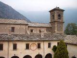 14 - L'abbazia- novalese dei Santi Pietro e Andrea, anche conosciuta come abbazia di (o della) Novalesa, è un'antica abbazia benedettina fondata nell'VIII secolo e situata nel comune di Novalesa, in provincia di Torino