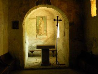 14/3- Abbazia-di-Novalesa-cappella-SMaria-interno
