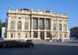 4 -Torino--Palazzo-Madama Il Museo Civico d'Arte Antica è un polo museale che ha sede nello storico complesso di Palazzo Madama e Casaforte degli Acaja, in piazza Castello, a Torino