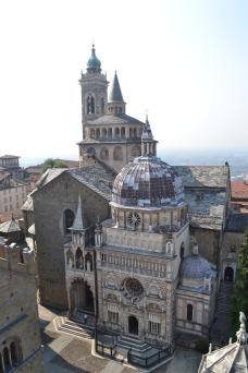 7- -Bergamo-alta Cappella-Colleoni--