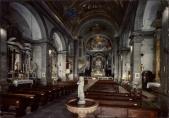 17 - Trento-Interno Chiesa di Santa Maria Maggiore -
