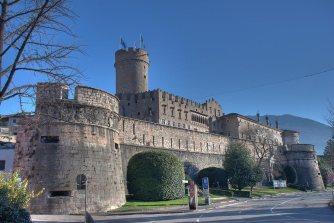 24 -Trento-CASTELLO-DEL-BUONCOSIGLIO-