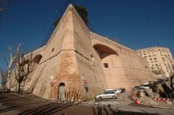 8- Perugia. Rocca Paolina. Rocca Paolina. Possente fortezza, voluta da Paolo III Farnese
