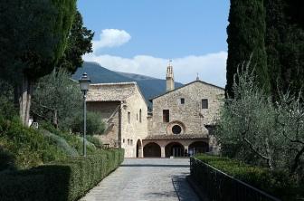 12 - Assisi - Convento di San Damiano