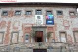 13 - CastiglioneLago-Palazzo della Corgna, innalzato nel 1563 da Ascanio, Ideato come una piccola reggia, era completamente staccato dal paese, contornato da sfarzosi giardini