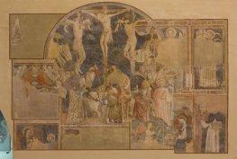 16 - Citta-di-Castello Interno chiesa di San Domenico-