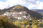 2 - Cascia, circondata da un grande impatto ambientale che offrono meravigliosi quanto inaspettati paesaggi e scenari, Villa Marino di Cascia si pone come uno dei centri di maggiore rilevanza del centro Italia,