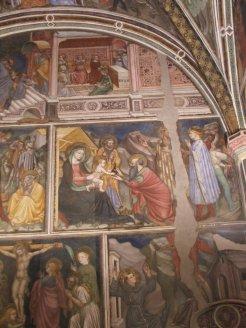 19 - Interno opera di Ottaviano Nellil, Palazzo Trinci , Foligno