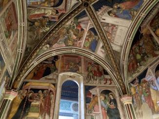20 - Palazzo Trinci in Foligno interno