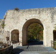 29 - La Rocca di Cascia. Porta Rutilona