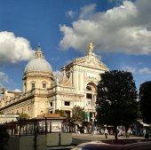 22 - Assisi - Basilica di Santa Maria degli Angeli