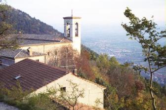 23 -Grottaa dell'Angelo- Gubbio, Convento di Saint' Ubaldo.