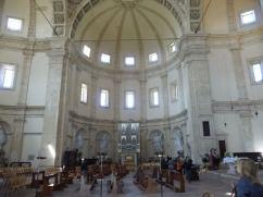 23 - Interno del Tempio di Santa Maria della Consolazione a Todi