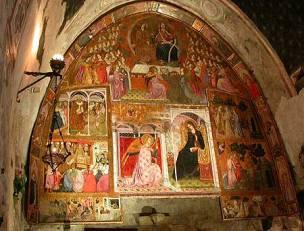 24 - Basilica di Santa Maria degli Angeli-interno-Santuario-Porziuncolo