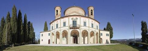 31 - Città di Castello. Santuario della Madonna di Belvedere -